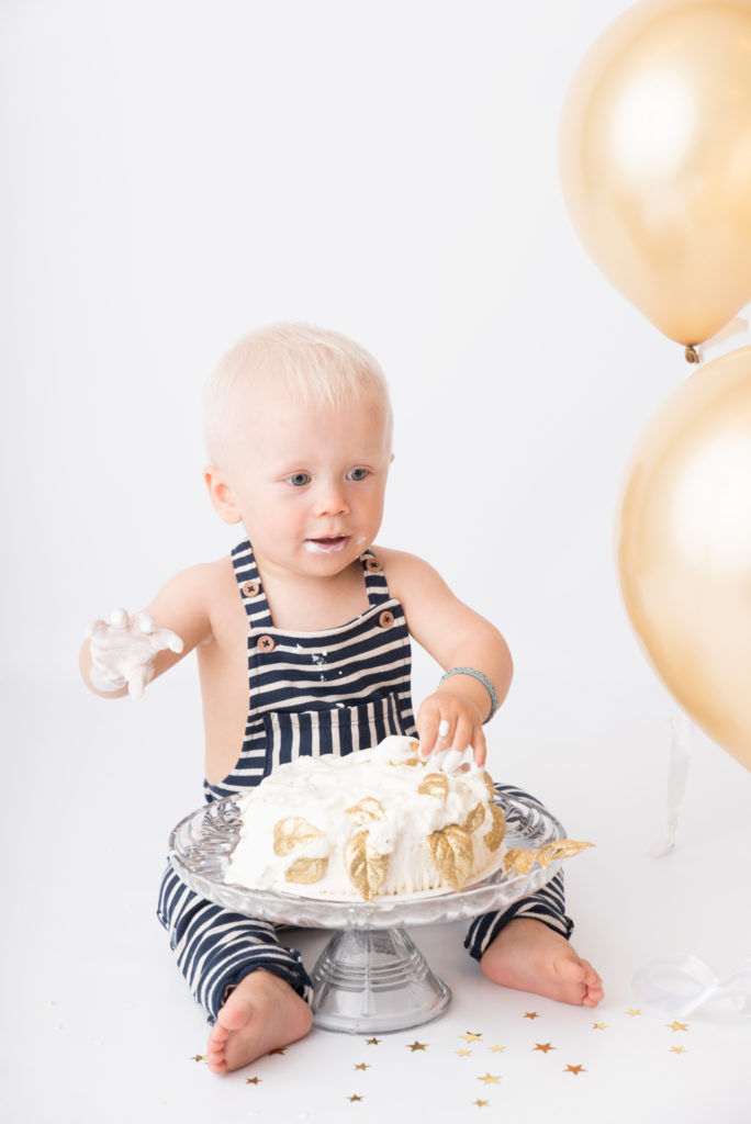 smash the cake fotografering Lulea