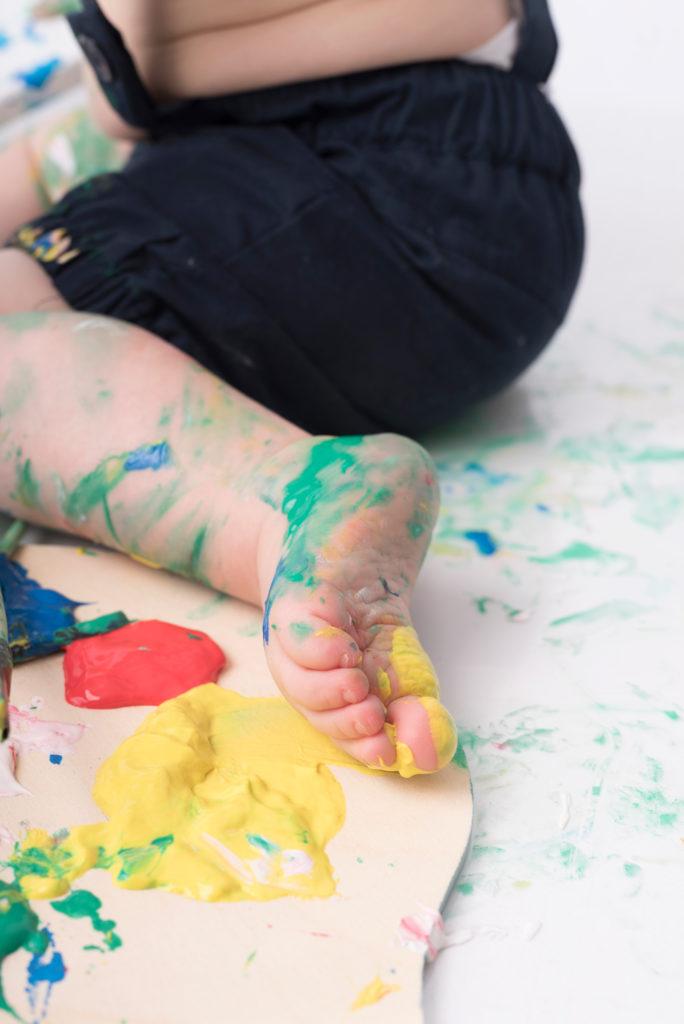 Lilla Picasso fotografering