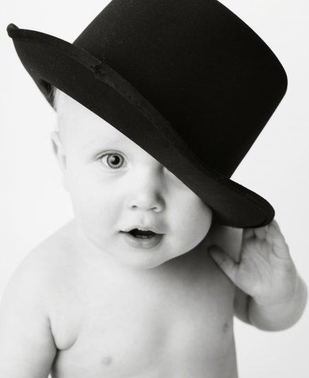 Lilla Picasso bebisfotografering